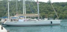Dufour Yachts Dufour 525 Grand 'Large : En marina